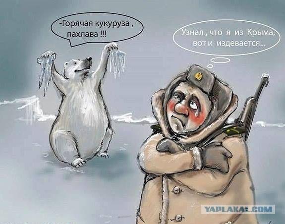 Россия усилит войска в Арктике истребителями и системами ПВО, - Newsweek - Цензор.НЕТ 9962